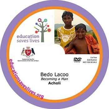 Acholi DVD: Becoming a Man