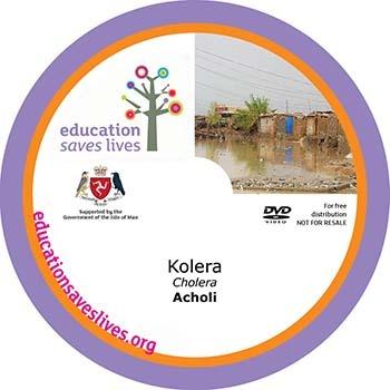 Acholi Cholera DVD