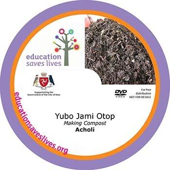 Acholi Making Compost DVD
