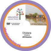 Afrikaans Cholera DVD