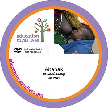 Ateso DVD: Breastfeeding