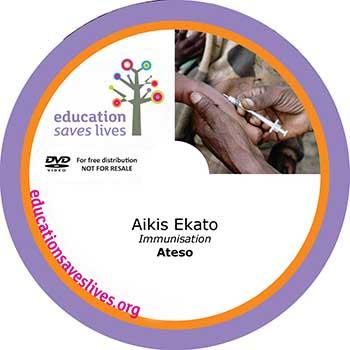 Ateso DVD: Immunisation