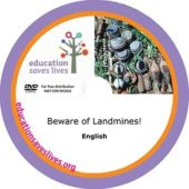 English: Beware of Landmines