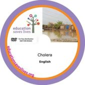 English DVD: Cholera