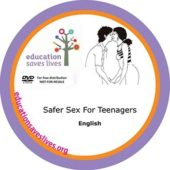 English DVD: Safer Sex For Teenagers