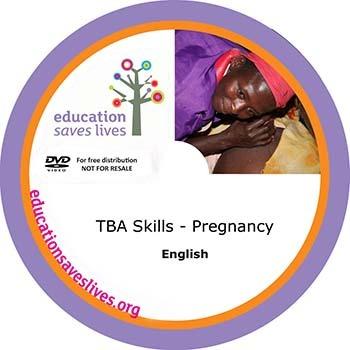 English DVD: TBA Skills - Pregnancy
