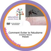 French Avoiding Malaria DVD