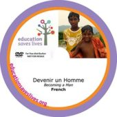 French Becoming a Man DVD