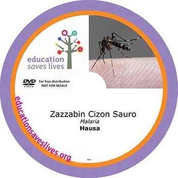 Hausa Avoiding Malaria DVD Lesson