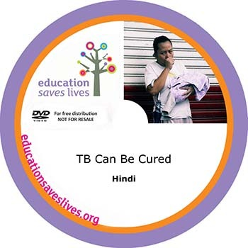 Hindi DVD: TB Can Be Cured