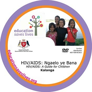 Kalanga: HIV AIDS - A Guide for Children DVD