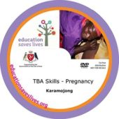 Karamojong TBA Skills Pregnancy DVD