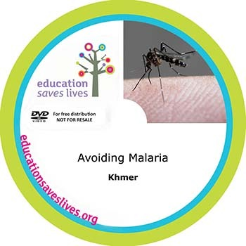 Khmer DVD: Avoiding Malaria