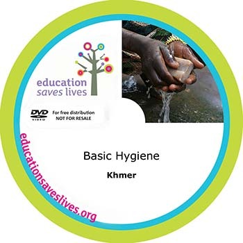 Khmer DVD: Basic Hygiene