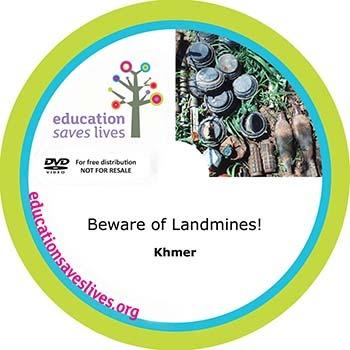 Khmer DVD: Beware of Landmines