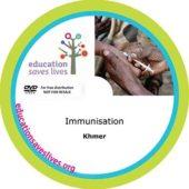 Khmer Immunisation DVD