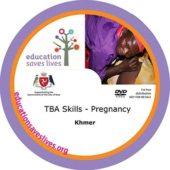 Khmer TBA Skills Pregnancy DVD