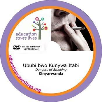 Kinyarwanda DVD: Dangers of Smoking