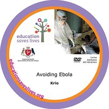 Krio Avoiding Ebola DVD