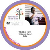 Krio TB Can Be Cured DVD