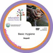 Nepali Basic Hygiene DVD