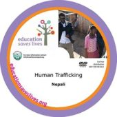 Nepali Human Trafficking DVD