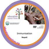Nepali Immunisation DVD