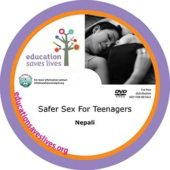 Nepali DVD: Safer Sex For Teenagers