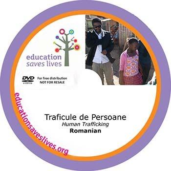 Romanian DVD: Human Trafficking