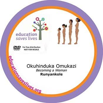 Runyankole DVD: Becoming a Woman