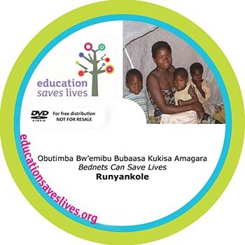 Runyankole DVD: Bednets Can Save Lives