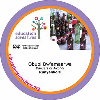 Runyankole DVD: Dangers of Alcohol