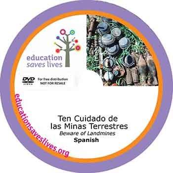 Spanish DVD Lesson: Beware of Landmines