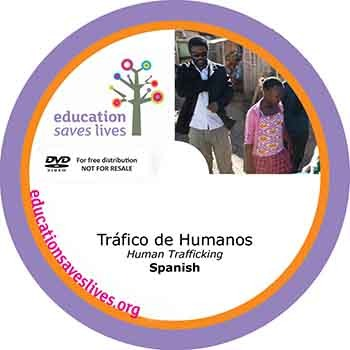 Spanish DVD Lesson: Human Trafficking (non S.Africa version)