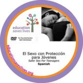 Spanish DVD Lesson: Safer Sex For Teenagers