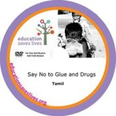 Tamil DVD: Say No to Glue and Drugs