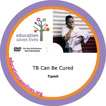Tamil DVD: TB Can Be Cured