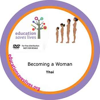 Thai DVD Lesson: Becoming a Woman