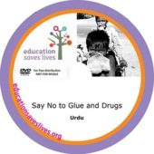 Urdu DVD: Say No to Glue and Drugs