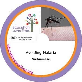 Vietnamese Avoiding Malaria - DVD lesson