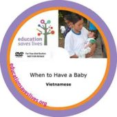 Vietnamese: When to Have a Baby - DVD Lesson