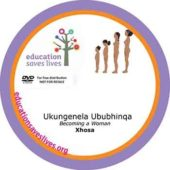 Xhosa Becoming a Woman - DVD Lesson