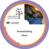 Xhosa Breastfeeding - DVD lesson
