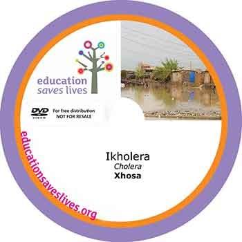 Xhosa: Cholera DVD Lesson