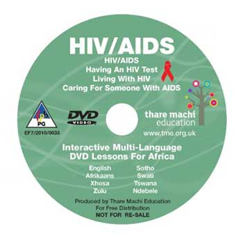 Xhosa HIV Aids DVD