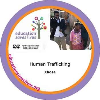 Xhosa: Human Trafficking DVD lesson