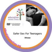 Xhosa: Safer Sex For Teenagers - DVD Lesson