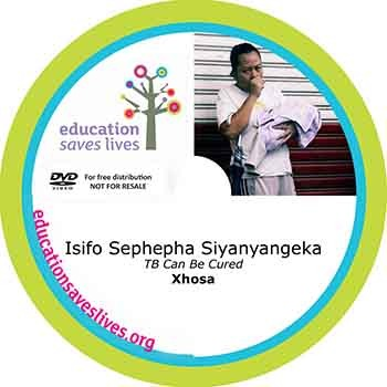Xhosa TB can be cured - DVD lesson