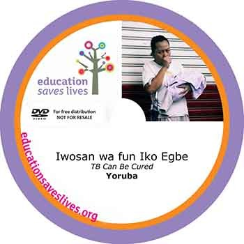 Yoruba: TB Can Be Cured - DVD Lesson