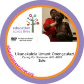 Zulu: Caring For Someone With AIDS - DVD lesson